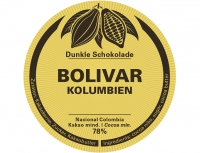 BOLIVAR 78% - Swiss Bean to Bar - 60g