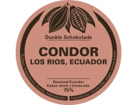 CONDOR 75% - Swiss Bean to Bar - 60g